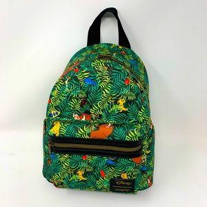 Disney x loungefly lion king hakuna matata bag